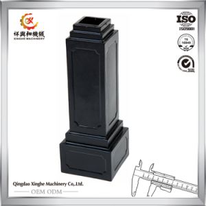 LED Light Housing Die Cast Aluminum LED Flood Light Housing with Painting pictures & photos
