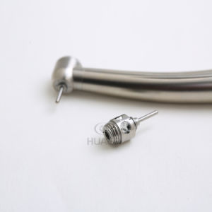 Titanium High Speed Dental Handpiece Anti-Retraction Cartridge pictures & photos