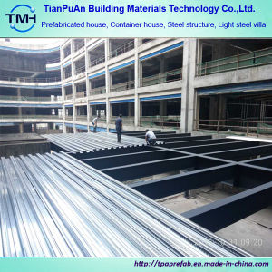 Steel Structure Platform for The Shopping Mall pictures & photos