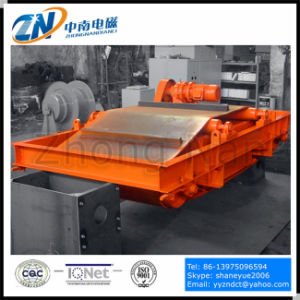 Natural Cooling Belt Type Electromagnetic Separator for Conveyor Belt Rcdd-16 pictures & photos