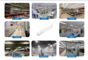 2017 8FT 2.4m ETL UL 40W 2400mm T8 Fa8 R17D G13 LED Tube Light, 100-277VAC 240cm LED Fa8 Tube Lights PF>0.9 3years Warranty pictures & photos
