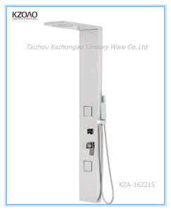 Kza-16221s Vertical Mirror Stainless Body Shower Column pictures & photos