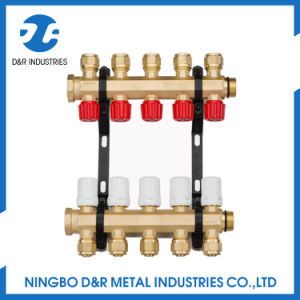 Dr 9005 Hot Sale Manifold for Underfloor Heating pictures & photos
