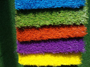 Wear-Resistance 20mm-50mm Synthetic Lawn for Sale pictures & photos