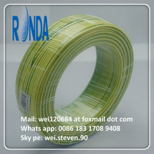PVC Insulated Stranded Flexible Household Building Electric Wire pictures & photos