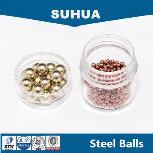 5.556mm Carbon Steel Ball Small Round Ball pictures & photos