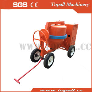 4 Wheels Towable Site Mixer pictures & photos