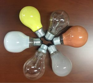 Incandescent Bulb PS55/PS60 Clear Bulb Frosted Bulb pictures & photos