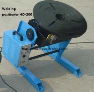 Height Adjustable Welding Rotatory Table pictures & photos