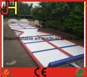 Inflatable Zorb Ball Racing Track for Sport Games pictures & photos