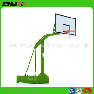 Outdoor Playground Equipment of Removeable Basketball Stand pictures & photos