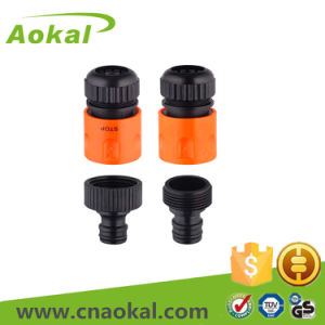 Plastic Tube Connector High Pressure Hose Connector Set pictures & photos