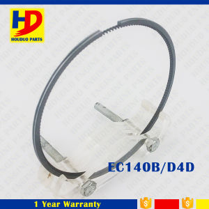 Diesel Engine Ec140b D4d Forklift Engine Piston Ring for Volvo pictures & photos
