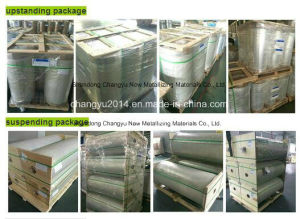 Metallized CPP Film VMCPP Laminating Film Packaging Materials pictures & photos