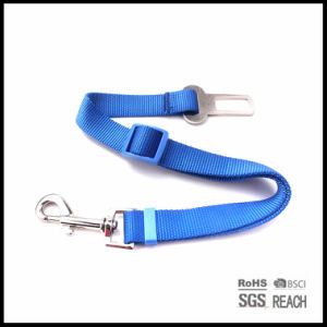 Adjustable Safety Durable Nylon Pet Dog Leash for Car Vehicle pictures & photos