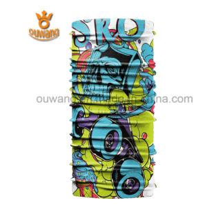 Printed Tube Scarf Multifunctional Seamless Headwear Bandana pictures & photos