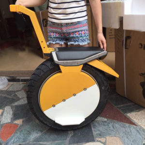 "17"" Big Wheel Self-Balancing Electric Motorcycle pictures & photos"