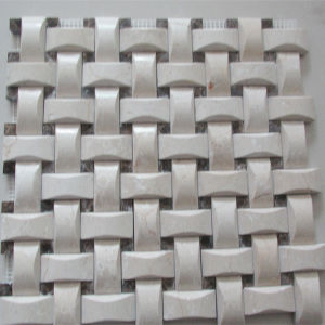 Building Material 3D Mosaic Decorative Bathroom Mosaic Wall Tile pictures & photos