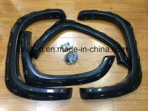 Good Quality Injection Molding Fender Flares Bushwacker for Toyota pictures & photos