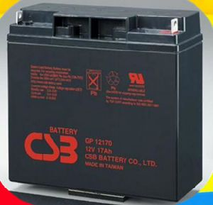 12V 17A Csb Battery (GP12170) pictures & photos