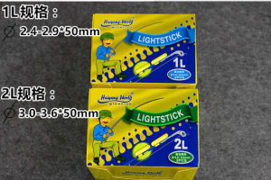 Hot Sale Chemical Light /Lightstick /Fishing Fluorescent Glow Stick Clip on The Rod Tip pictures & photos