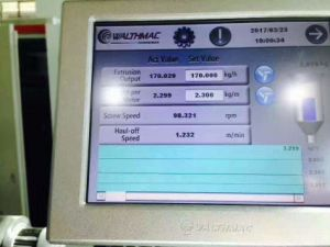 Online Measurement & Control System of Meter Weight pictures & photos