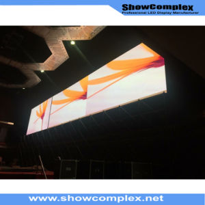 High Brightness Outdoor Full Color LED Rental Billboad for Fixed Instalaltion (640mm*640mm P6) pictures & photos