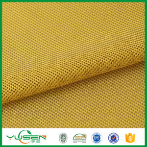 High Visible Shiny Netting Polyester Sports Mesh Fabric pictures & photos