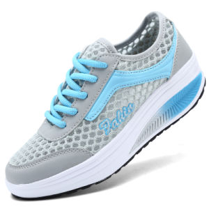 Outdoor Running Shoes/Breathable Mesh for Women Sports Ktf-2508