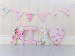 Custom Colourful Children Bedroom Decor Fabric Bunting and Flags pictures & photos