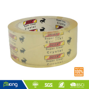 Quality Crystal Clear Packaging Tape pictures & photos