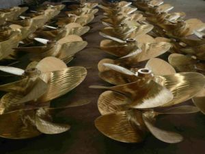 Marine Aluminum Propellers for Electric Motor, Propeller Marine pictures & photos