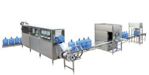 CE QGF-900 5 Gallon Bottle Water Filling Machine Barreled Production Line pictures & photos