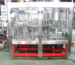 5000-6000bph 3 In1 Juice Filling Production Line pictures & photos