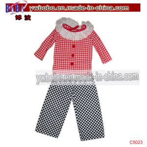 Child Costumes Clowen Pierrotclown Pierrot Baby Items (C5023) pictures & photos