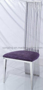Strip with The Stainless Steel High Back Chair pictures & photos