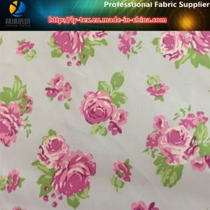 Lightest Soft 400t Polyester Taffeta Printed Woven Fabric for Down Jacket pictures & photos