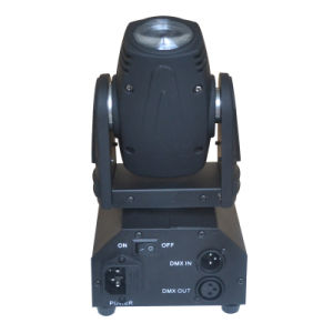 Mini 10W LED Beam Light Moving Head Stage Light Disco Light and Party Light pictures & photos