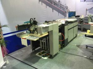 Wenzhou Fully Automatic Sguv-660A  UV Coating Machine with Ce Certificate pictures & photos