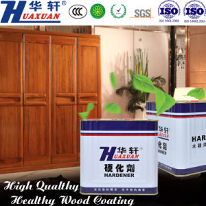 Huaxuan PU High Fullness Wear Resisting Matte Curing Agent Wooden Furniture Paint pictures & photos