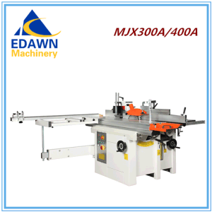 Mjx400A Model Planer Machine Saw Machine Drilling Machine Combined Wood Machine pictures & photos