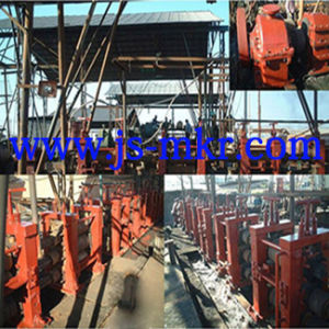 Contruction Used Metal Steel Good Price Flooring Deck Panel Rolling Equipment pictures & photos