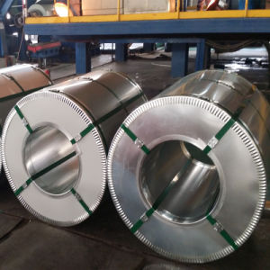 Steel Hot Dipped Galvanized Steel Coil for Machine pictures & photos