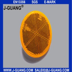 Round Plastic Reflector, Reflector for Motorcycle (JG-J-20) pictures & photos