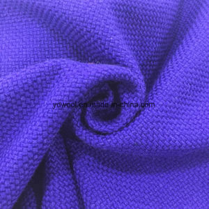 Plain Weave Wool Fabric Ready Greige pictures & photos