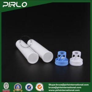 Pharmaceutical Plastic Tubes Effervescent Tablet Pill Bottle with Spring Cap Plastic Pill Bottle pictures & photos