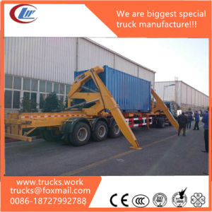 Container Transfer Lifting and Transport 20′-40′ - Sideloader/Sidelifter Trailer pictures & photos