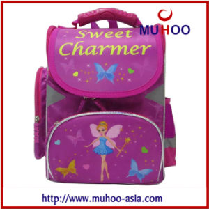 Hot Polyester Student Backpack Back to School Bag pictures & photos