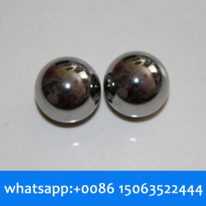 Chinese Manufacturer Bige Chrome Steelball with High Quality G40 Gcr15 1 1/32""
