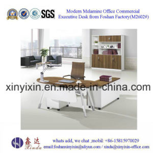 MDF CEO Executive Office Desk Wooden Office Furniture (D1609#) pictures & photos